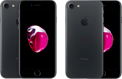 Apple iPhone 7 Noir