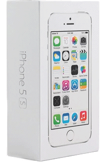 Coffret iPhone 5s reconditionne a neuf